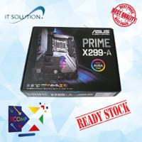 Motherboard Asus Prime X299-A Miners masuk ada 3x PCIe 3.0 Kita Nego