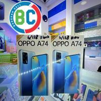 Oppo A74 6/128 Garansi Resmi