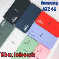 Case Samsung Galaxy A32 4G New - Macaron Baby Candy Softcase a32 4g
