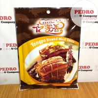 House of yi tongpo stewed meat sauce / bumbu babi kecap 100 gr