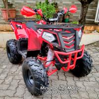 ATV 125cc ATV Commander 125cc Big ATV 125cc Apollo Mesin Motor 4T