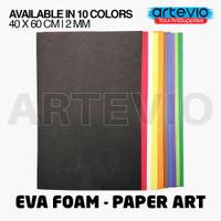 Eva Foam / Spon Ati / Busa Ati / Paper Art / Eva Foam Art 40 x 60 cm