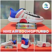 Sepatu Tenis NIKE AIR ZOOM GP TURBO - White/Blue