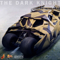 Hot toys tumbler camouflage ver. mms 184