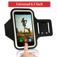 Samsung A12 6.5 Inch Sports Running Armband Case Cover Casing Olahraga