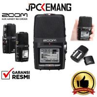 Zoom H2N Zoom H2 N Portable Handy Audio Recorder with Mic GARANSIRESMI