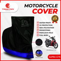 Sarung Motor PREMIUM AVARON SUPRA GTR/ Penutup Pelindung Body Cover