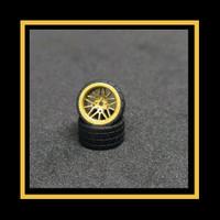 Ban Hotwheels Full Resin Bukan Karet Skala 64 Model GHKU 14