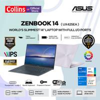 ASUS ZENBOOK UX425EA - I7-1165G7 16GB 512GB 14 FHD IPS NUMPAD OHS W10