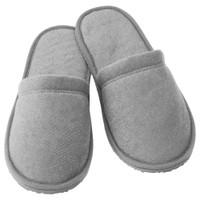 sandal handuk IKEA abuabu