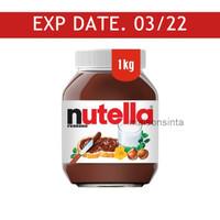G - Nutella Spread Selai Coklat 1000gr 1kg - PACK STD