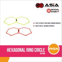 Hexagonal Ring Circle HX-006 I Training Hexagon Agility Ring