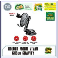 VIVAN Car Holder Universal CHS06 Rotasi 360° Pengunci Otomatis STAND