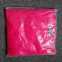 (BATAL PAKAI) Baju jaga ok oka dokter perawat dua saudara pink