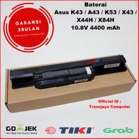 Baterai Battery Asus K43SD K43S K43SV A43 A43S A43SD X43 X44C X44H