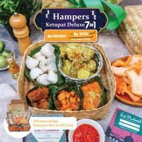 Eatever - Hampers Ketupat Deluxe 7 in 1 (Spesial Idul Fitri)