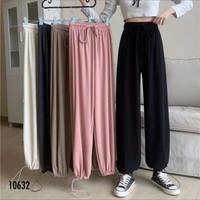 celana kulot wanita/Fashion wanita/Fashion muslim/Celana joger wanita