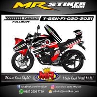 Decal FullBody Motor Yamaha Byson New Sport grafis Stiker Premium