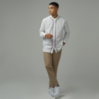 Alaric Menswear White - KOKO ZOYA