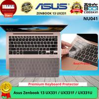 Keyboard Protector ASUS ZENBOOK 13 UX331 UX331F UX331IU COOKSIN