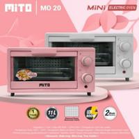 Oven listrik mini Mito mo 20 11 liter
