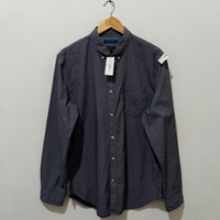 BANANA REPUBLIC Custom 078 Wash Shirt Size Large Original