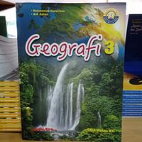 Buku Geografi SMA Kelas 12 Kurikulum 2013 Penerbit Yudhistira