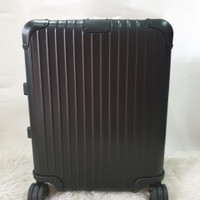 Koper Rimowa Topaz Cabin Plus Alumunium Black