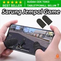 Sarung Jempol Game Breathable Jari Tangan Gaming Control Finger Glove