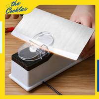 Pengasah Pisau Elektrik Colokan Listrik | Electric Knife Sharpener