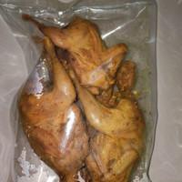 burung puyuh ungkep enak 3 ekor