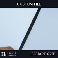 Customization Hk - Custom Fill untuk Notes/Diary Hibrkraftmu
