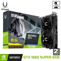 VGA ZOTAC GAMING GeForce GTX 1660 Super |6GB|192Bit|Twin Fan|GDDR6