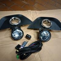 Lampu kabut / fog lamp Datsun Go