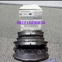 Brake pad / Kampas Rem Depan Datsun Go 1 set D1060-4LA0A