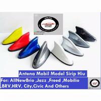 Antena radio sirip hiu / shark fin Hybrid mobil all new Brio Jazz Free