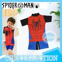 Baju Renang anak diving karakter Spiderman