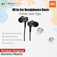 Xiaomi Mi In-Ear Headphones Basic|Original|Resmi