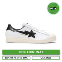 Adidas Superstar 80s x BAPE White / Black 2021