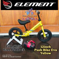 Push Bike / Balance Bike Element Ban Eva (Ban Mati)