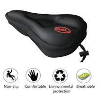 Cover Sadel Jok Sepeda GEL 3D Bahan Silicon Empuk nyaman saat Gowes