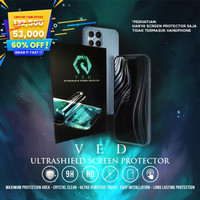 VED Hydrogel - Infinix Note 8 - Anti Gores - Screen Protector - Clear, Depan
