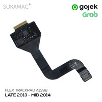 "Kabel Flex Trackpad Touchpad MacBook Pro 15"" Retina A1398 2013 2014"