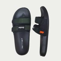 Emoline Zhio Slide Sandal Pria Casual - Sandal Slide Pria