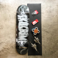 Skateboard fullset Sk8 Crime smoke 8.0 with Bigtrucks
