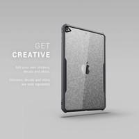Case iPad Mini 5 4 Casing Crystal Hard Clear Slim Bumper Cover