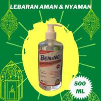 Hand Sanitizer 500ml pump CAIR Bandung Terlaris izin KEMENKES