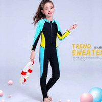 Baju Renang Anak Remaja Perempuan one piece Premium Import