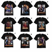 Kaos Free Fire Anak Laki Laki FF Distro Baju Anak Laki Laki