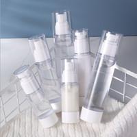 Botol Spray Transparan / Botol Lotion Bahan Plastik TP10-023